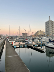Haven in Oostende